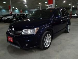 2017 Dodge Journey GT, Leather