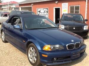 2001 BMW 3 Series 325Ci CONVERTIBLE $5000  MIDCITY WHOLESALE