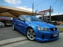 2010 Holden Ute VE SS Blue 6 Speed Manual Utility Southport Gold Coast City Preview