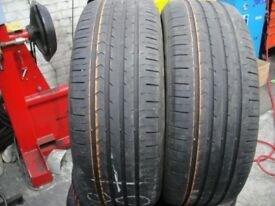 225 50 17 Dunlop,SP WinterSport M3,Runflat,94H x2 A Pair, 6.0mm (152-156 Rayne Road, CM7 2QS)