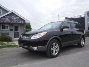 2010 Hyundai Veracruz LTD/AWD/ LTHR /ROOF, CERTIFIED+WRTY $7990