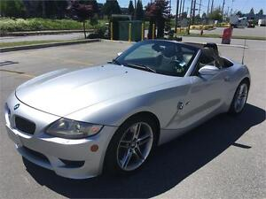 2006 BMW Z4 M Convertible like new 6 speed  49.000 km