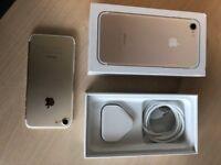 iPhone 7 128 GB Gold **Unlocked**