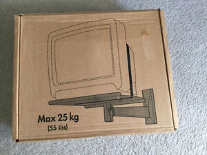 TV SWivel Wall mount New In box Kitchener / Waterloo Kitchener Area image 1
