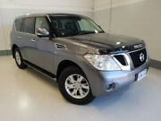 2016 Nissan Patrol Y62 Series 3 TI Grey 7 Speed Sports Automatic Wagon Wangara Wanneroo Area Preview