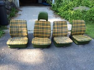 VW Bus Seats (1978)