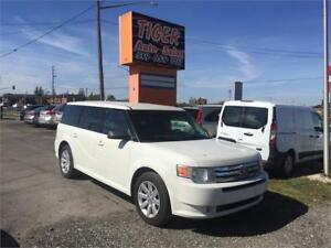 2010 Ford Flex SE***7 PASSENGERS***ONLY 168 KMS***CERTIFIED