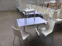 Imdecasa Restaurant tables and chairs
