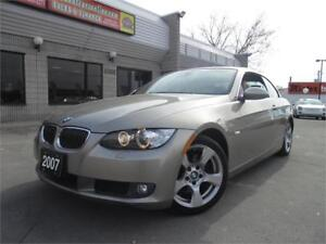 2007 BMW 328I  **HARD-TOP CONVERTIBLE**