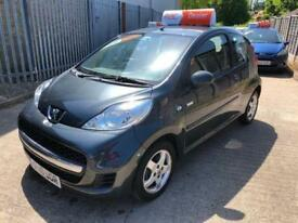 Peugeot 107 Millesim Hatchback 3dr PETROL MANUAL 2010/10