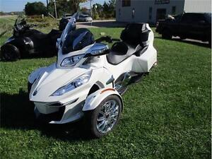 2016 Can Am Spyder RT Limited SE6