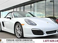 2015 Porsche Boxster Boxster Manual - Local Vehicle - 3 Year Fre
