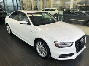 2015 Audi A4 2.0T PROGRESSIV, AWD, NAVI, ACCIDENT FREE