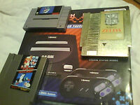C2 Console NES + SNES in one! IN BOX plus games