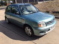 Nissan Micra 1.0 1 owner from new cheap small car cheap insurance drives well