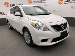 2014 Nissan Versa SV - $138 / BI-WEEKLY PAYMENTS O.A.C. !!! FULL
