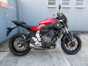 2015 Yamaha MT-07 LA Nerang Gold Coast West Preview
