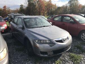 2008 Mazda Mazda6 GS GS