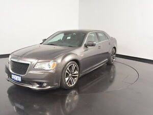 2014 Chrysler 300 LX MY14 SRT-8 Core Grey 5 Speed Sports Automatic Sedan Victoria Park Victoria Park Area Preview