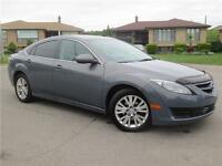 2009 Mazda Mazda6 GS 4CYL,*MINT CONDITION*NO ACCIDENTS*