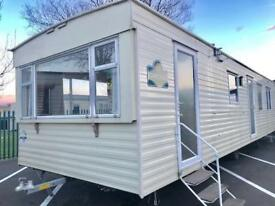 Static Caravan Nr Clacton-on-Sea Essex 3 Bedrooms 8 Berth Cosalt Cascade 2008