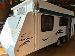 2008 Jayco Discovery Bellevue Swan Area Preview