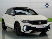 2021 Volkswagen T-Roc 2.0 Tsi 4Motion R 5Dr Dsg Auto Hatchback Petrol Automatic