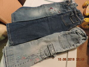 Girl's Size 4T Adjustable Waist Jeans London Ontario image 1
