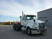 2013 International ProStar +125, Used Day Cab Tractor