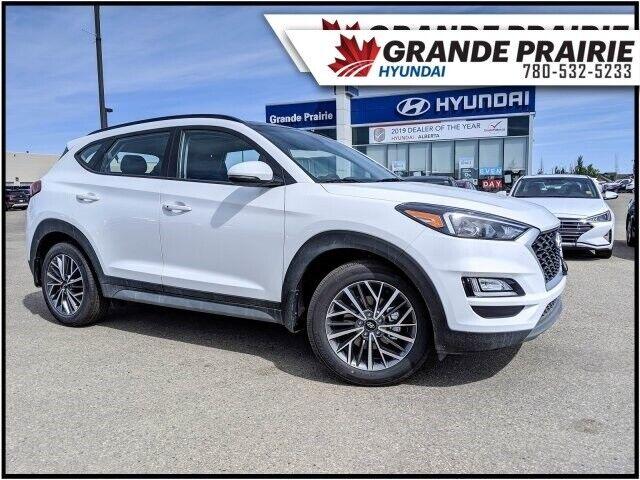 Grande Prairie Hyundai >> 2019 Hyundai Tucson Preferred Cars Trucks Grande Prairie Kijiji
