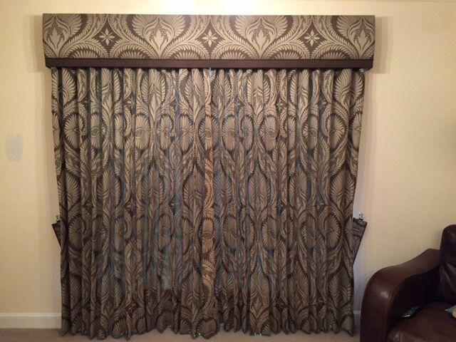 Curtains - Osborne and Little - Made by Andersons of Inverurie