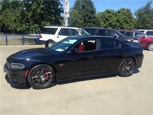 2016 Dodge Charger R/T Scat Pack like new