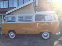 Classic LHD Westfalia T2 Camper Van