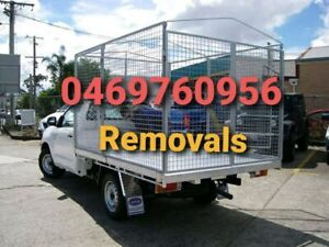 Ute & Legend Removals Guy!!!