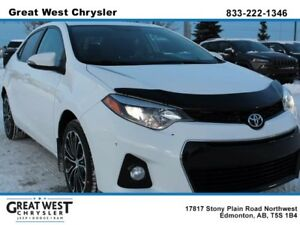 2014 Toyota Corolla ***LEATHER HEATED SEATS, NAV, AND MORE!***