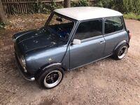 Classic Mini Mayfair 998cc 1991