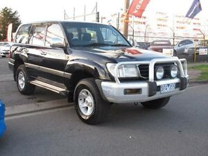 1999 Toyota Landcruiser FZJ105R GXL (4x4) Black 4 Speed Automatic 4x4 Wagon Brooklyn Brimbank Area Preview