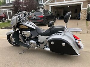 Indian Chieftain Limited for Sale