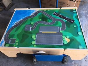 Train table and accessories for sale