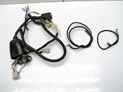 Yamaha YFM80 YFM 80 Badger #2407 Electrical Wiring Harness / Loom