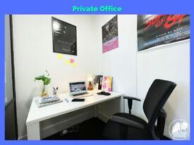 E8  Dedicated Office Space  Freelancer/Entrepreneur Workstation  Creative Workspace  Hackney Central