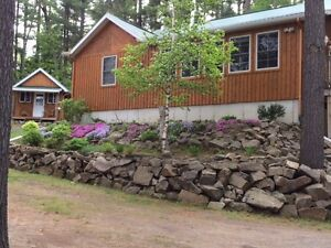 Cottage Rental: Luxury, spacious lake living - a perfect 10!