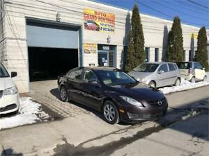 2010 MAZDA MAZDA6 (4 CYLINDRES)/AUT/AC/BLUETOOTH/GR-ELECT...