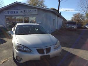 2004 Pontiac Grand Prix GT1 Fully Certified and Etested!