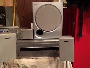 Sony AVD-K800P DVD Player 5.1 Surround Sound System