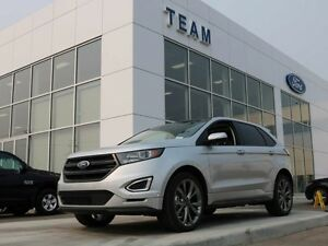 2017 Ford Edge 401A, SPORT, AWD, NAV, TECH PKG, MOONROOF SYNC3,