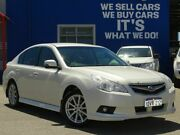 2012 Subaru Liberty B5 MY12 2.5i Lineartronic AWD White 6 Speed Constant Variable Sedan Welshpool Canning Area Preview