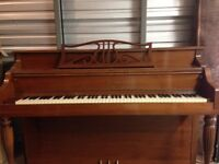 Piano for sale--BEST OFFER