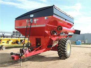 2014 Unverferth 8250 Grain Cart 850+ BUSHEL - Like New