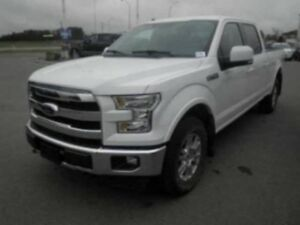 2017 Ford F-150 Loaded Lariat Long BOX 5.0L Such LOW KMS